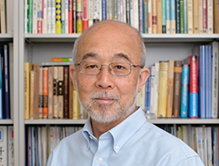 水木 純一郎 教授
