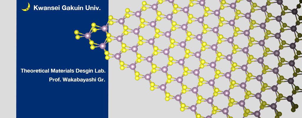 先進エネルギーナノ工学科・若林研究室トップ画像